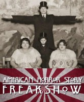 American Horror Story Freak Show Feature