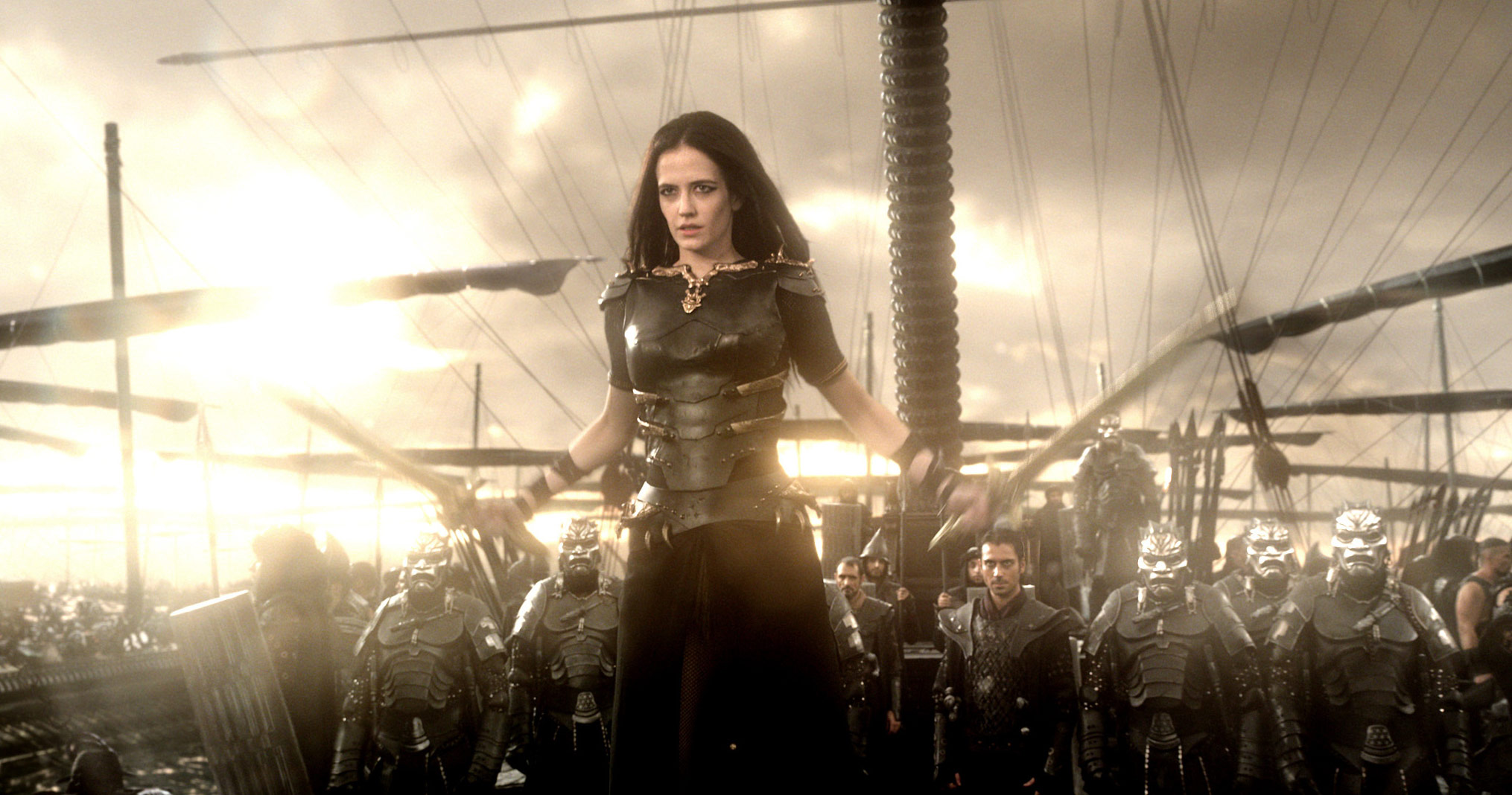 How accurate is 300 Rise of an Empire? Was Artemisia a real person?