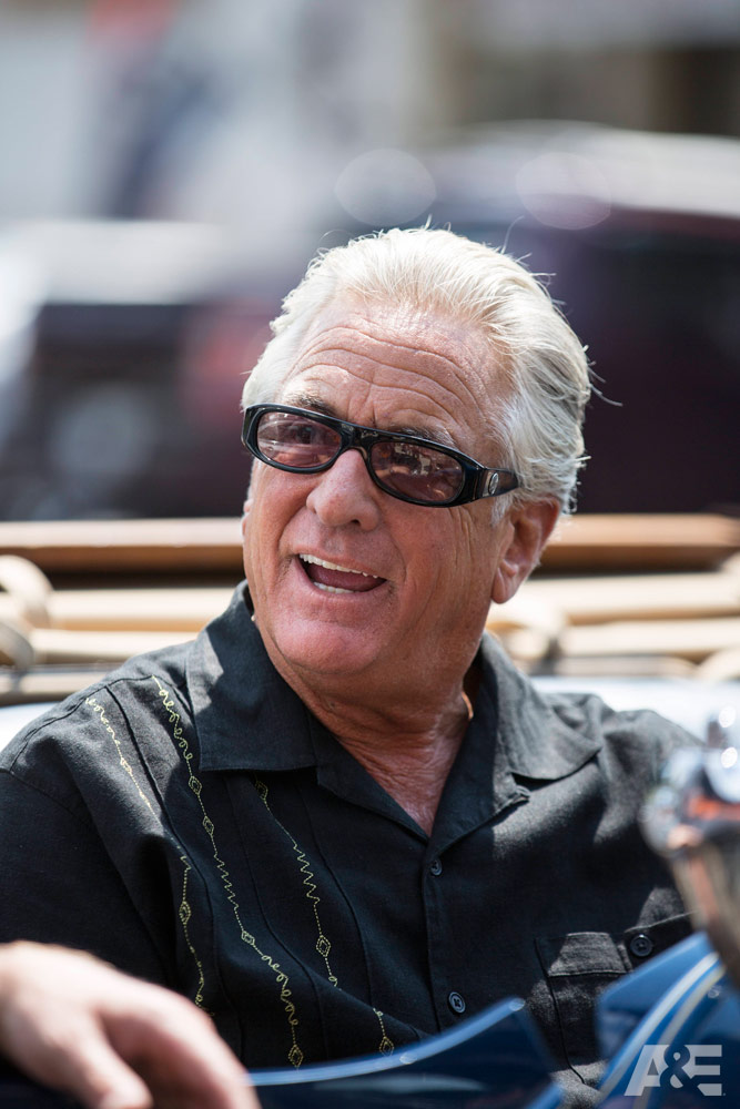 Video Photos Storage Wars Star Barry Weiss S New Show