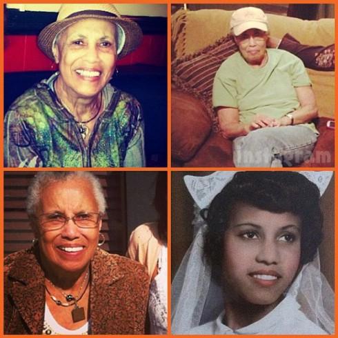 Benzino's mom Mary Ann Scott