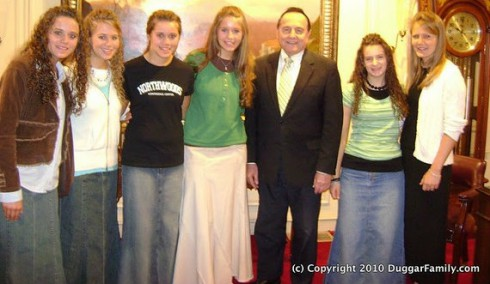 Bill Gothard - Duggar Daughters