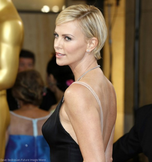 Charlize Theron Adoption - Judge admits to leak
