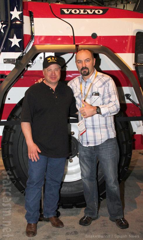 Freddy Dodge Dave Turin on 2014 Dodge Dakota
