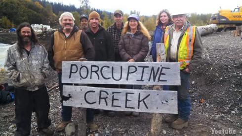 Gold Rush Fred Hurt Porcupine Creek Dakota Crew