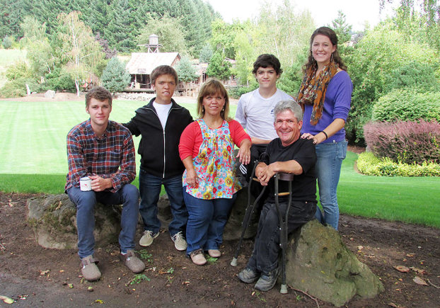People, Big World 's Matt Roloff and Amy Roloff have separated