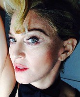 Madonna Armpit Hair Feature
