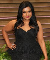 Mindy Kaling - Vanity Fair Oscar Party