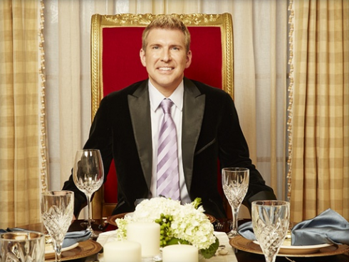 todd chrisley occupation