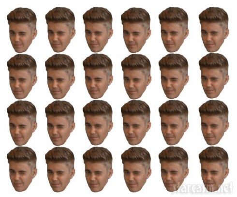 Winking-Bieber