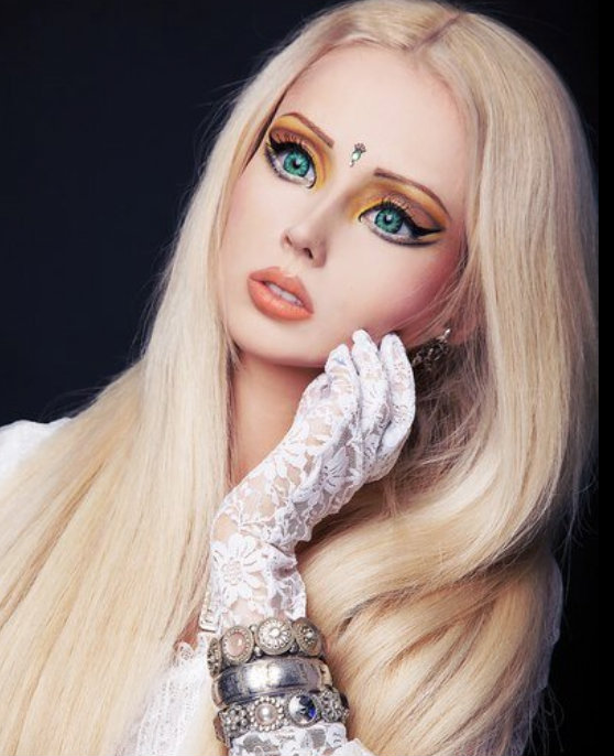 Makeup Ideas » Human Barbie Without Makeup - Beautiful ...
