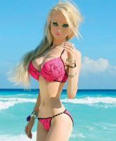 Human Barbie Valeria Lukyanova Feature