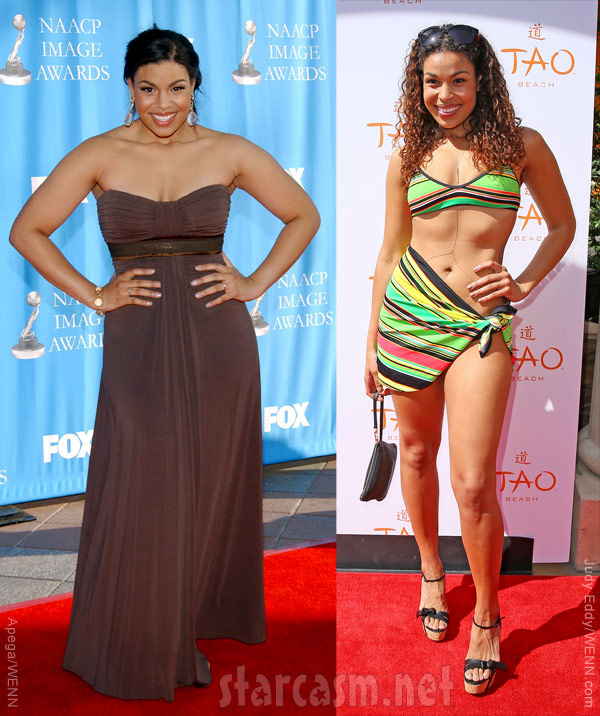 ... Jordin Sparks' weight loss from Saturday and from the NAACP Awards