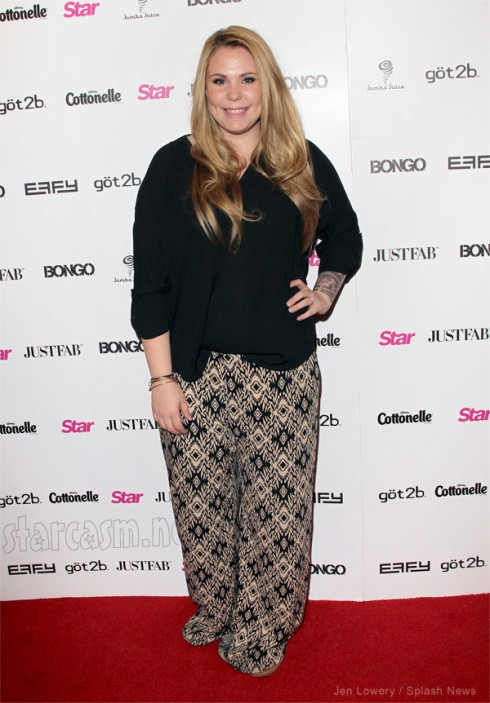Teen Mom 2 Kailyn Lowry red carpet photo 2014