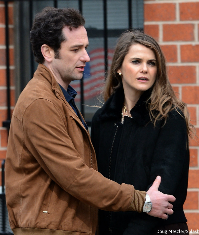 keri russell and matthew rhys relationship