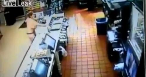 McDonalds Rampage