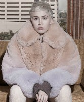 Miley Cyrus Elle May Feature