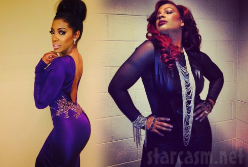 Porsha Stewart Williams Syleena Johnson Perfectly Worthless
