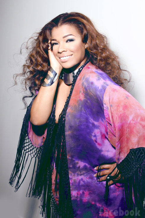Syleena Johnson R&B Divas Atlanta