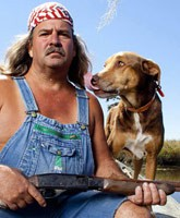 bruce_mitchell_and_dog_tyler_tn
