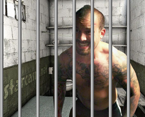Adam Lind jail