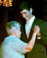 Austin Dennison - Ohio Teen Prom with Great-Grandma