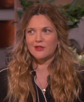 Drew Barrymore Ellen DeGeneres May 2014