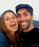 Nev Schulman and girlfriend Shanee Pink