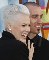 Pink - Carey Hart Feature
