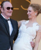 Quentin Tarantino and Uma Thurman Feature