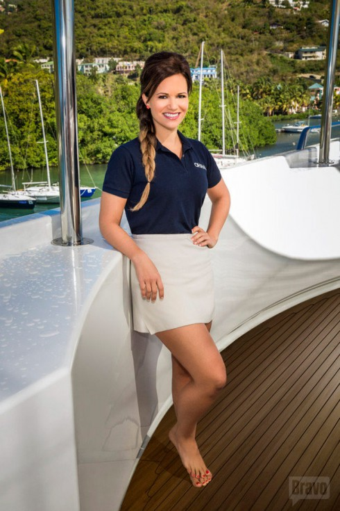 kate from below deck dating