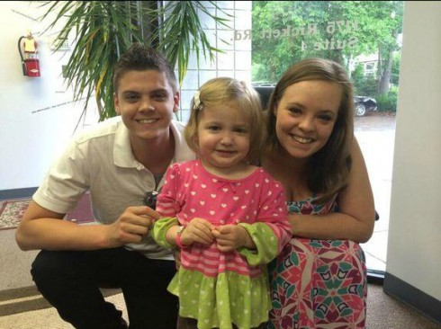 Catelynn Lowell - Tyler Baltierra Cancer Benefit