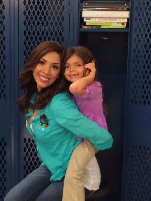 Farrah Abraham and Sophia