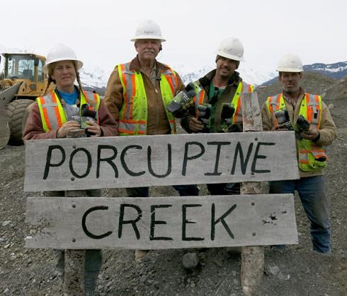 Fred Hurt Dakota Crew Gold Rush Porcupine Creek