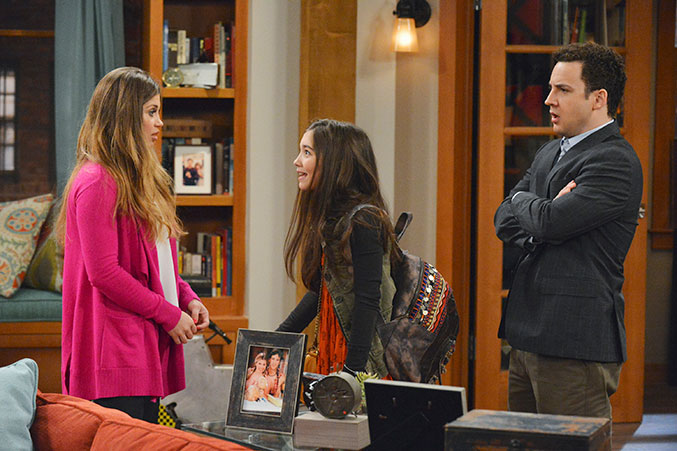 Girl Meets World Cory And Topanga