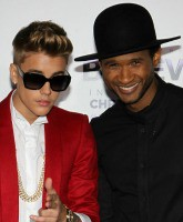 Justin Bieber and Usher - Feature