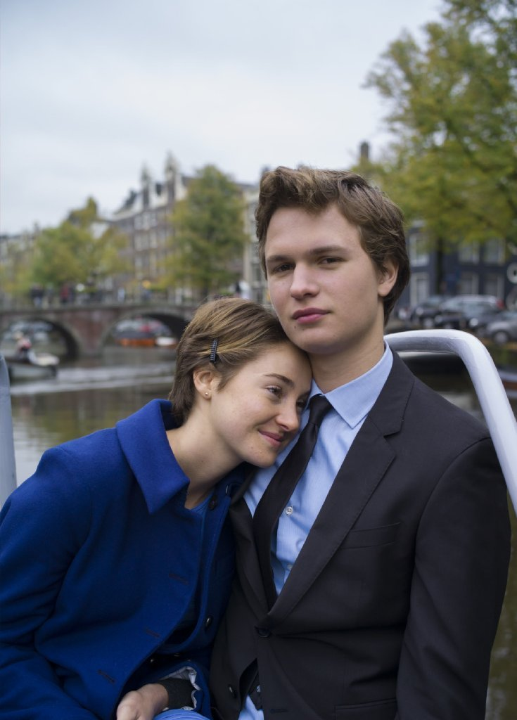 shailene woodley and ansel elgort dating 2014