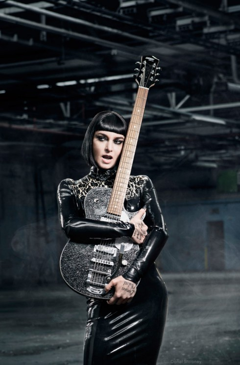 Sinead O'Connor I'm Not Bossy, I'm the Boss photo from album cover shoot