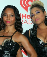 TLC - Chilli and T-Boz Feature