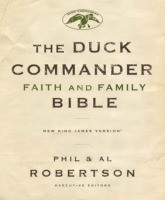 The Duck Commander Bible Feature