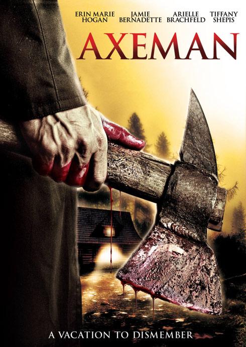 Axeman DVD