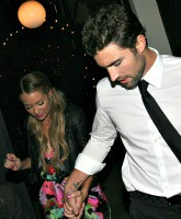 Brody Jenner and Lauren Conrad Feature
