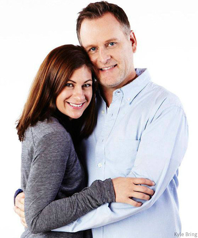 PHOTOS Dave Coulier marries Melissa Bring, creates Full ...