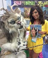 Farrah Abraham at 2014 San Diego Comic-Con 6