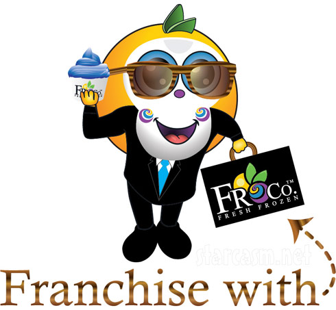 Farrah Abraham's restaurant Froco Fresh Frozen is offering franchises