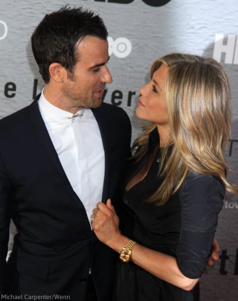 Jennifer Aniston And Justin Theroux Engaged Jennifer Aniston prais...