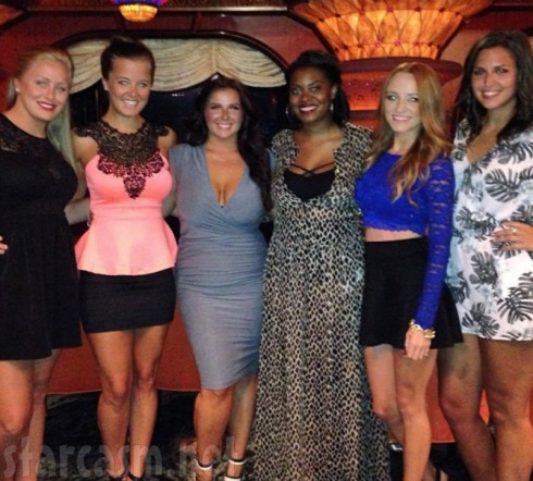 Maci Bookout Childhood Sisters Cruise