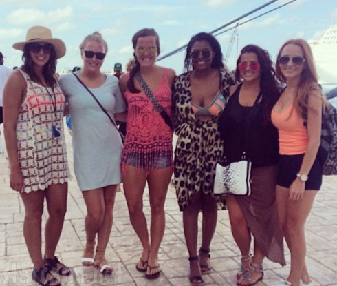 Maci Bookout Elation Carnival Cruise