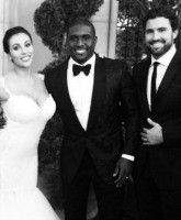 Reggie Bush's Wedding Feature