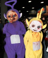 Teletubby Zombies Comic-Con_tn