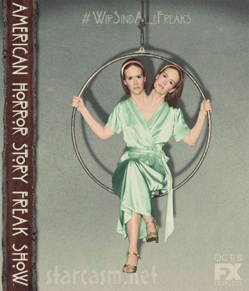 photos american horror story freak show character posters